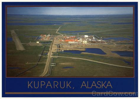 Arco E Gift Card - arco s kuparuk oilfield operations center prudhoe bay ak