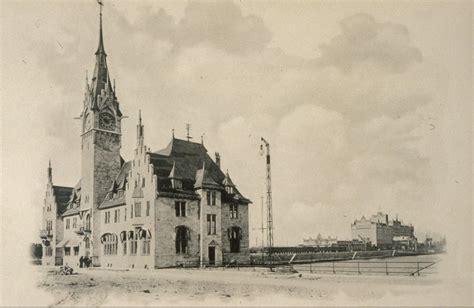 bureau de poste strasbourg comment le port de strasbourg s est install 233 sur le rhin