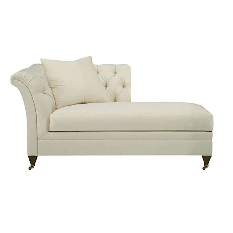 right arm chaise hickory chair 705 48 hartwood marquette tufted right arm