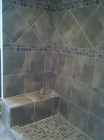 tiled bathrooms ideas showers 40 gray shower tile ideas and pictures