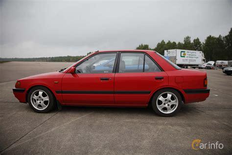 old car manuals online 1995 mazda 323 user handbook user images of mazda 323 sedan 1991