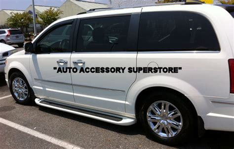 Chrysler Town And Country Running Boards by Chrysler Town And Country Running Boards This Truly Is A