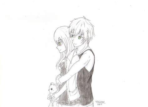 imagenes de amor animadas en blanco y negro dibujos de amor de anime para dibujar a blanco y negro