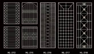 amazing Stainless Steel Door Grill Design #1: HTB1tAJeGXXXXXaaXVXXq6xXFXXXv.jpg