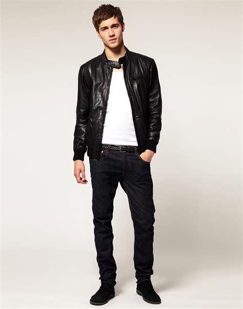 07 Beleza Blazer leather jacket style www imgkid the image kid has it