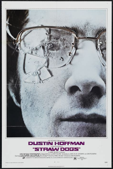 straw dogs quote of the day sam peckinpaw on his quot straw dogs quot stargayzing