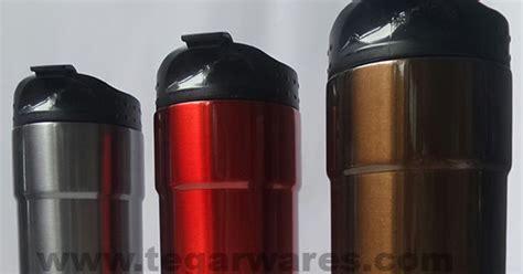 Botol Minum Allumnium Sedang Hitam promotional waterbottles tablewares botol minum tumbler