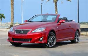 Lexus Is 350 Convertible 2014 Lexus Is 350 C Convertible F Sport Spin