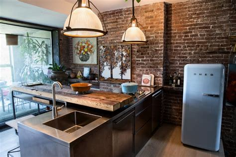Kitchen Furniture Nyc Recycled Kitchens Salvaged Splendor The New York Times