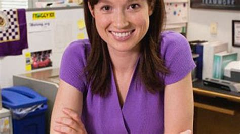 Erin From The Office by Ellie Kemper As Erin Hannon The Office The Best