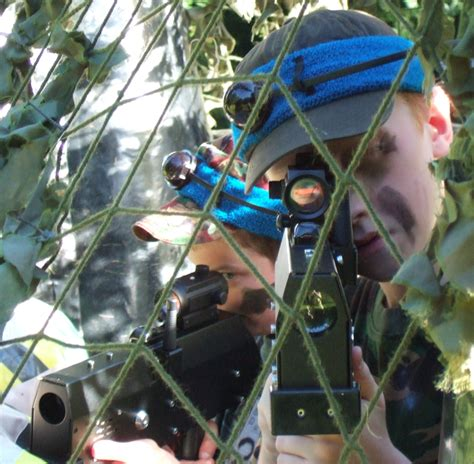 backyard laser tag outdoor laser tag parties