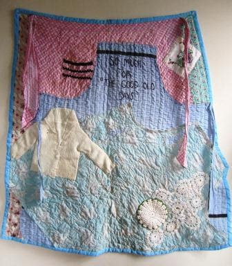apron quilt pattern wall hanging apron quilt wall hanging vintage retro rustic feminist
