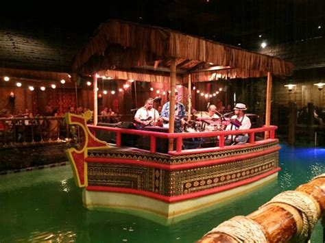 Tonga Room Reservations by Entertainment At 8 Pm Picture Of Tonga Room San