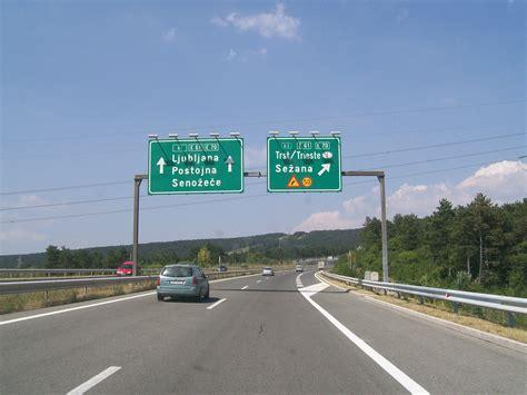 Wie Baue Ich Einen Hühnerstall 1451 by Liste Der Autobahnen Und Schnellstra 223 En In Slowenien