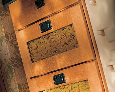 storage solutions  simple  medallion cabinetry