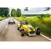 Caterham Cars At 60 – History Present And Future Of The