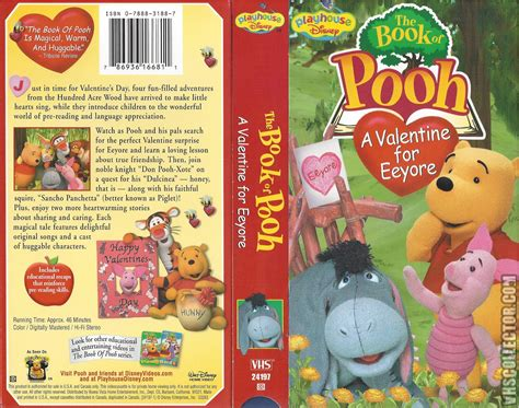 the book of pooh a for eeyore the book of pooh a for eeyore vhscollector