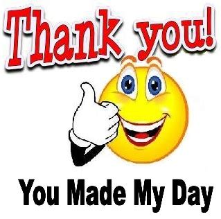emoji thank you thank you you made my day smiley https www facebook