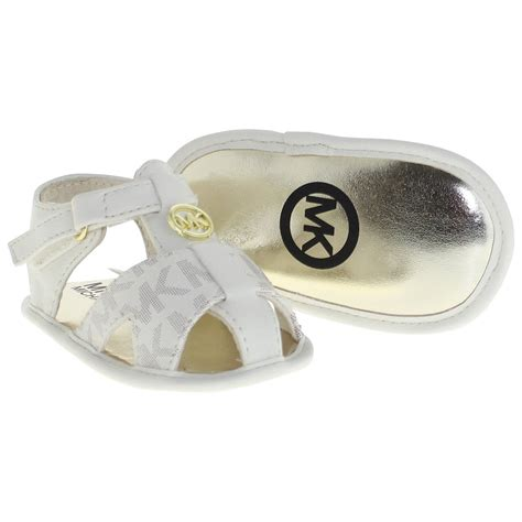 baby michael kors shoes michael kors baby sandals vanilla baby from