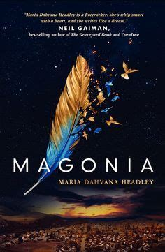magnolia book magonia by maria dahvana headley reviews discussion