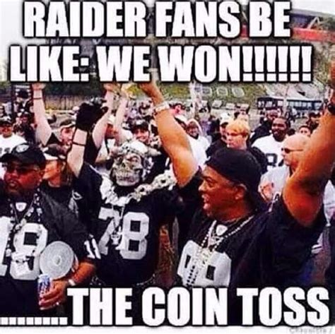 Funny Oakland Raiders Memes - 10 best images about funny nfl on pinterest football memes free entry and football