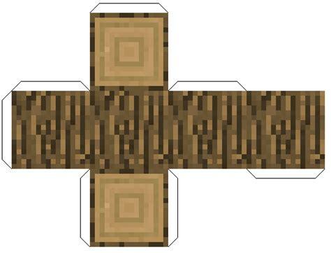 How To Make Paper Logs - fazendo a minha festa infantil bonecos 3d do minecraft