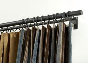 Modern Swing Arm Curtain Rod » Home Design 2017