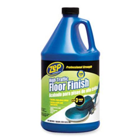 zep commercial high traffic floor finish gallon