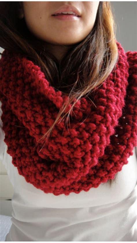 bufanda tejida crochet 2016 bufanda tejida en color vino cuellos y gorros