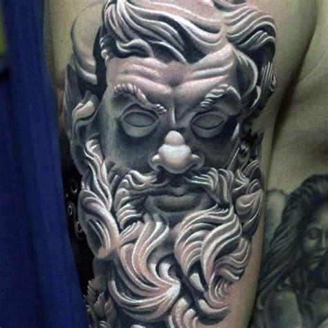 tattoo 3d zeus 80 zeus tattoo designs for men a thunderbolt of ideas