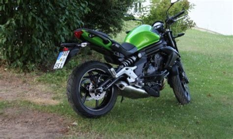 Motorrad A2 Dauer by Kawasaki Er650h Fahrschulen Schuster Gmbh