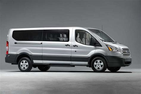 Dimention Silver White Combi Gold 2017 ford 174 transit passenger wagon photos