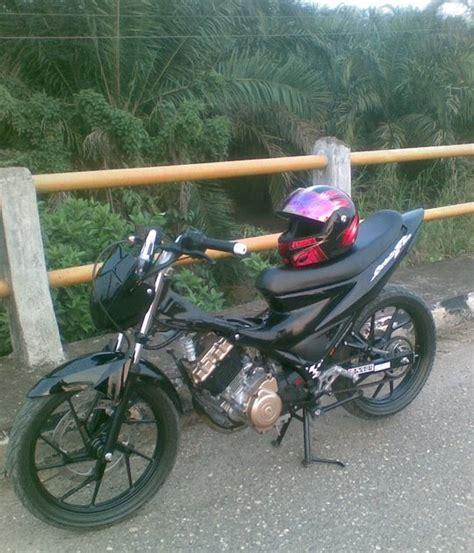 Knalpot Satria Fu 150cc all about suzuki satria f 150cc suzuki satria f 150cc