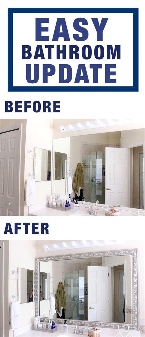 bathroom mirror frame kit 100 frame kit for bathroom mirror how to frame