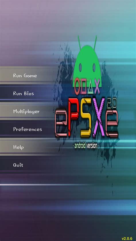 epsxe apk emulator epsxe v 2 0 7 android thevikings nextwapblog