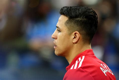 alexis sanchez haircut premier league fans make controversial claim about alexis