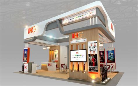 booth design free software ihg hotel booth design 3d model models interiors and