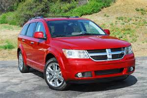 Reviews On Dodge Journey 2010 2010 Dodge Journey Rt Review Test Drive
