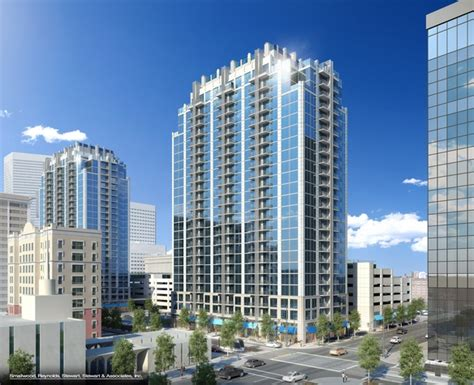 cheap hotels near toyota center houston houston rising another new luxury apartment tower going