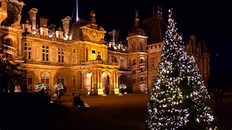 christmas days out christmas at waddesdon manor
