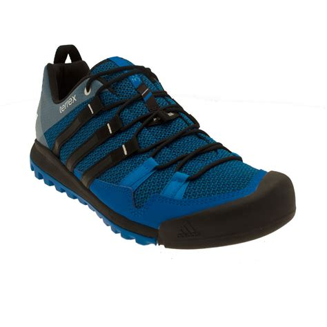 Adidas Adiprene For adidas terrex mens blue adiprene walking sports