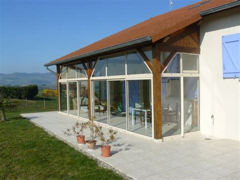 terrassen veranda terrasse couverte veranda
