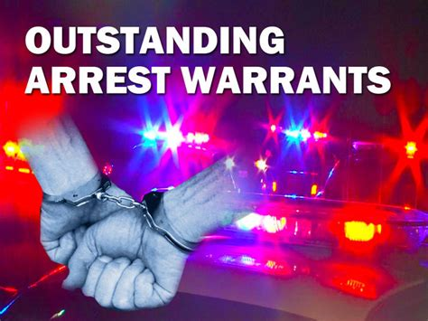 Search Outstanding Warrants Outstanding Arrest Warrants San Angelo