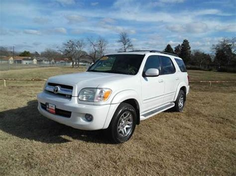 sequoia toyota for sale toyota sequoia for sale carsforsale