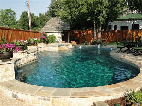 Freeform Pool Bridgeport Texas Limestone Oklahoma Free Form Swimming Pool Designs