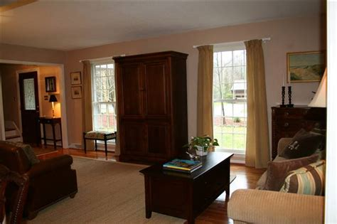 family room design layout living room layout shutters gas fireplace paint
