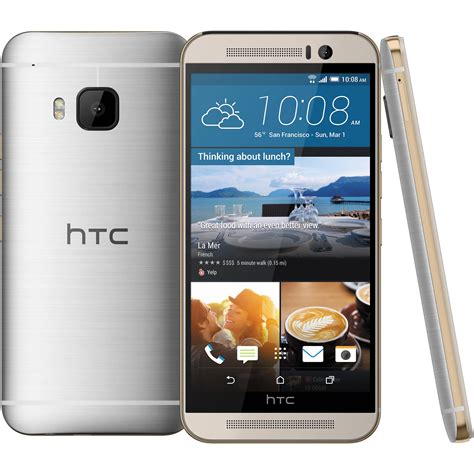 Htc One M9 unlocked htc one m9 t mobile 32gb gold silver global gsm
