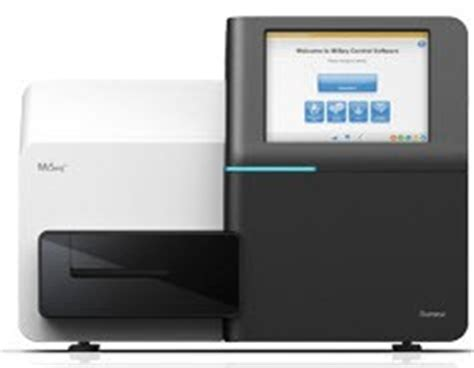 illumina phone new miseq personal sequencing system for sale labx ad