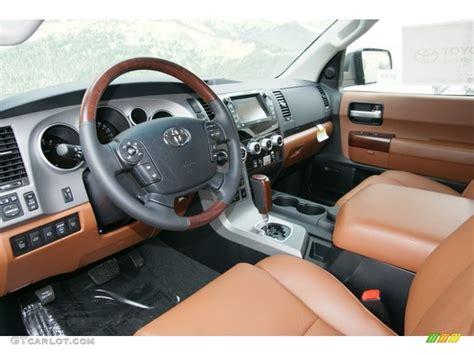 Toyota Sequoia Interior Colors by Rock Interior 2013 Toyota Sequoia Platinum 4wd Photo
