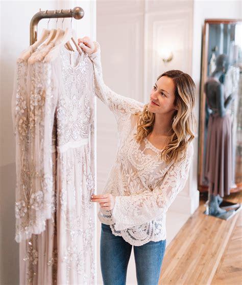 Wedding Dress Shopping by I Said Yes To The Dress Bhldn Houston Bridal Salon